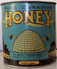 100% Kanadský med